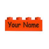 Personalised Lego