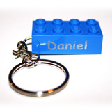 Custom Lego Keyrings