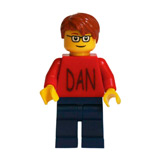 Personalised Minifigs